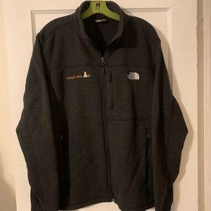 The North Face Full Zip Soft Jacket Sz XL